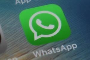 WhatsApp-Störung: Anhänge lassen sich nicht versenden