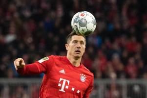 Bayerns Lewandowski startet nach Leisten-OP gegen Hertha