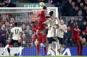 Liverpool besiegt Manchester United und baut Vorsprung aus