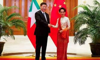 Drecksloch: Facebook entschuldigt sich bei Chinas Staatschef