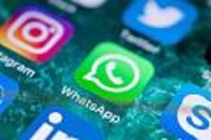 ursache unklar - keine bilder und videos mehr: nutzer melden massive störung bei whatsapp