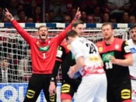 Deutschland bei der Handball-EM: Jetzt geht es um Platz fünf