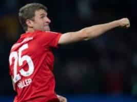 FC Bayern: Müllers kleine Kampfansage