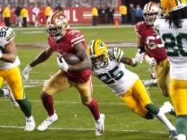 San Francisco im Super Bowl: Wenn Raheem Mostert seine Gegner überrennt