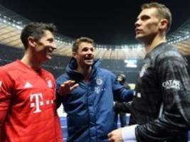 Titelrennen in der Bundesliga: Bayern verspürt Jagdlust