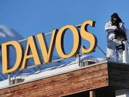Weiße Berge, grüner Anstrich: Davos gibt sich vegetarisch