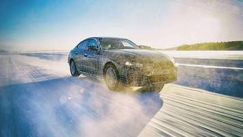 David Ferrufino - der Mann hinter dem BMW i4: Der elektrische Reiter