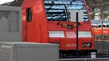 Unfall im Berufsverkehr: Mehrere Verletzte bei Zugunfall im Frankfurter Hauptbahnhof
