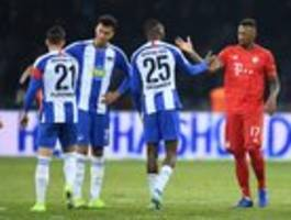 Beschäftigt Hertha BSC überhaupt Profifußballer?