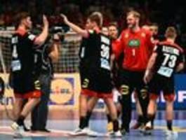 Ein bisschen Frieden im deutschen Handball