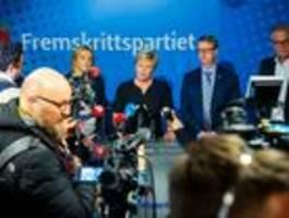 is-rückkehrerin stürzt norwegen in regierungskrise