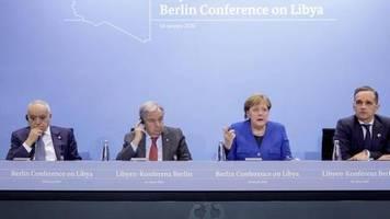Nach Gipfel in Berlin: Detailarbeit beginnt: EU-Minister beraten über Libyen