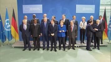 Video: Einigung bei Libyenkonferenz
