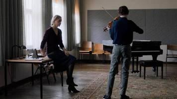 Familiendrama: Nina Hoss beeindruckt in «Das Vorspiel»