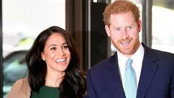 Prinz Harry und Herzogin Meghan: So geht es für sie weiter