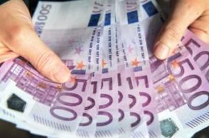 geldwäsche: verdacht der geldwäsche empört notare