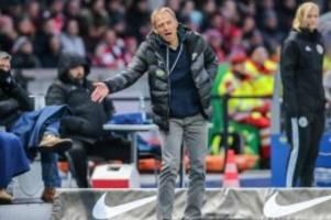 Fußball: Hertha sucht Offensivspieler
