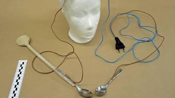 die morgenlage: elektroden an den schläfen: urteil im spektakulären stromschlag-prozess wird erwartet