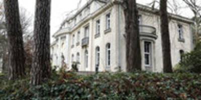 Ausstellung im Haus der Wannsee-Konferenz: Täter blieben unbehelligt