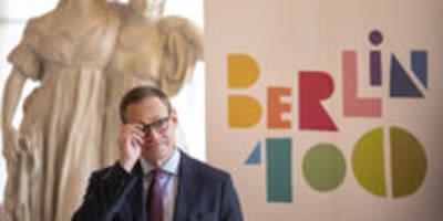 Michael Müller zu 100 Jahre Groß-Berlin: Ganz groß, Berlin!