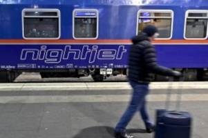 ÖBB baut Angebot aus: Neuer Nachtzug startet von Wien über Köln nach Brüssel