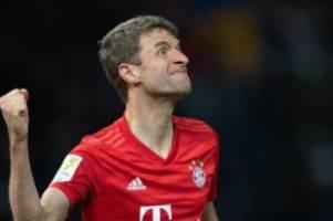 Bayern-Stürmer: Müller lobt Bundesliga: Jeder Gegner kann wehtun