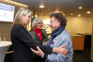 Norderstedt: Oberbürgermeisterin Roeders Blick in die Zukunft