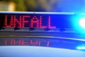 Polizei: Oststeinbek: Rentner fährt Fußgängerin an Kreuzung um