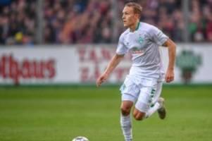 Fußball: Werders Augustinsson erneut am Oberschenkel verletzt