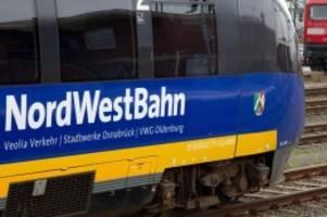 Verkehr: Nordwestbahn gerät wegen Zugausfällen zunehmend unter Druck