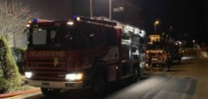 20 personen evakuiert: gasleck in wohnhaus - zwei personen im spital