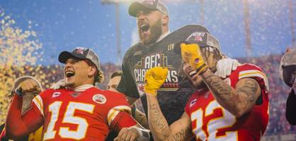 Kansas City und San Francisco stehen im 54. Super Bowl