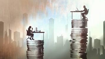 Oxfam-Vermögensbericht: Die Wohlstands-Kluft zwischen Männern und Frauen