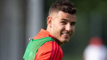Hernández-Comeback bei Bayern rückt näher