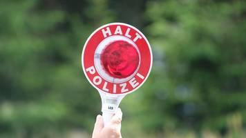 kleinbusdieb beschäftigt polizei länderübergreifend