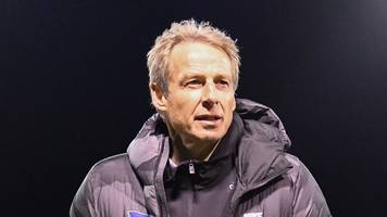 Hertha-Trainer - Klinsmann traut Bayern viel zu: Auch in Champions League