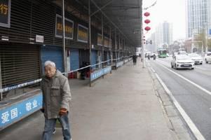 China: Mysteriöse Lungenkrankheit fordert weiteres Todesopfer