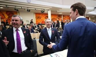 fpÖ will Övp stimmen für sicherungshaft liefern