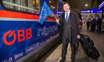 Nachtzug nach Brüssel: Die Entdeckung der Langsamkeit [premium]