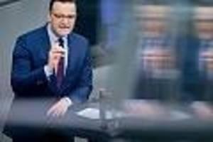 focus-ranking - rangliste der deutschen politiker: spahn steigt ab