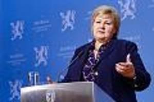 fortschrittspartei kündigt rückzug an - norwegens regierung zerbricht im streit um is-rückkehrerin
