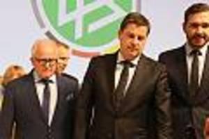 """""""große herausforderung"""" - dfl-boss schlägt alarm: die fußball-nachwuchsarbeit in deutschland ist erschreckend"""