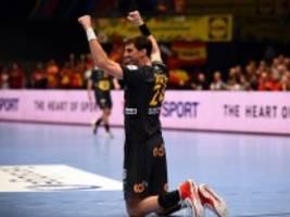 Handball-EM: Spanien und Kroatien stehen im Halbfinale