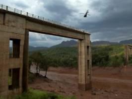 Staudammbruch mit 270 Opfern: Brasiliens Justiz klagt deutsche Tüv Süd an