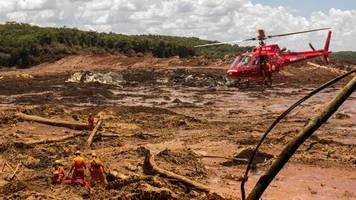 Deutsches Prüfunternehmen: Nach Dammbruch mit 270 Toten: Brasilianische Staatsanwaltschaft klagt TÜV Süd an