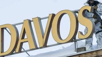Weltwirtschaftsforum: Klima und Geopolitik in Davos