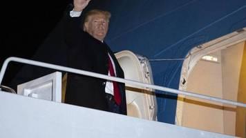 50. Jahrestagung: Trump eröffnet Weltwirtschaftsforum mit Rede in Davos