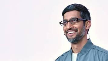 debatte: wir müssen schaden und nutzen abwägen: google-chef will künstliche intelligenz bändigen