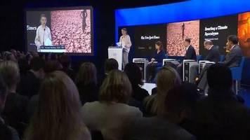 Video: Greta Thunberg: Die Welt steht in Flammen