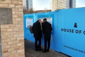 Drei-Religionen-Haus : So soll das House of One von außen aussehen